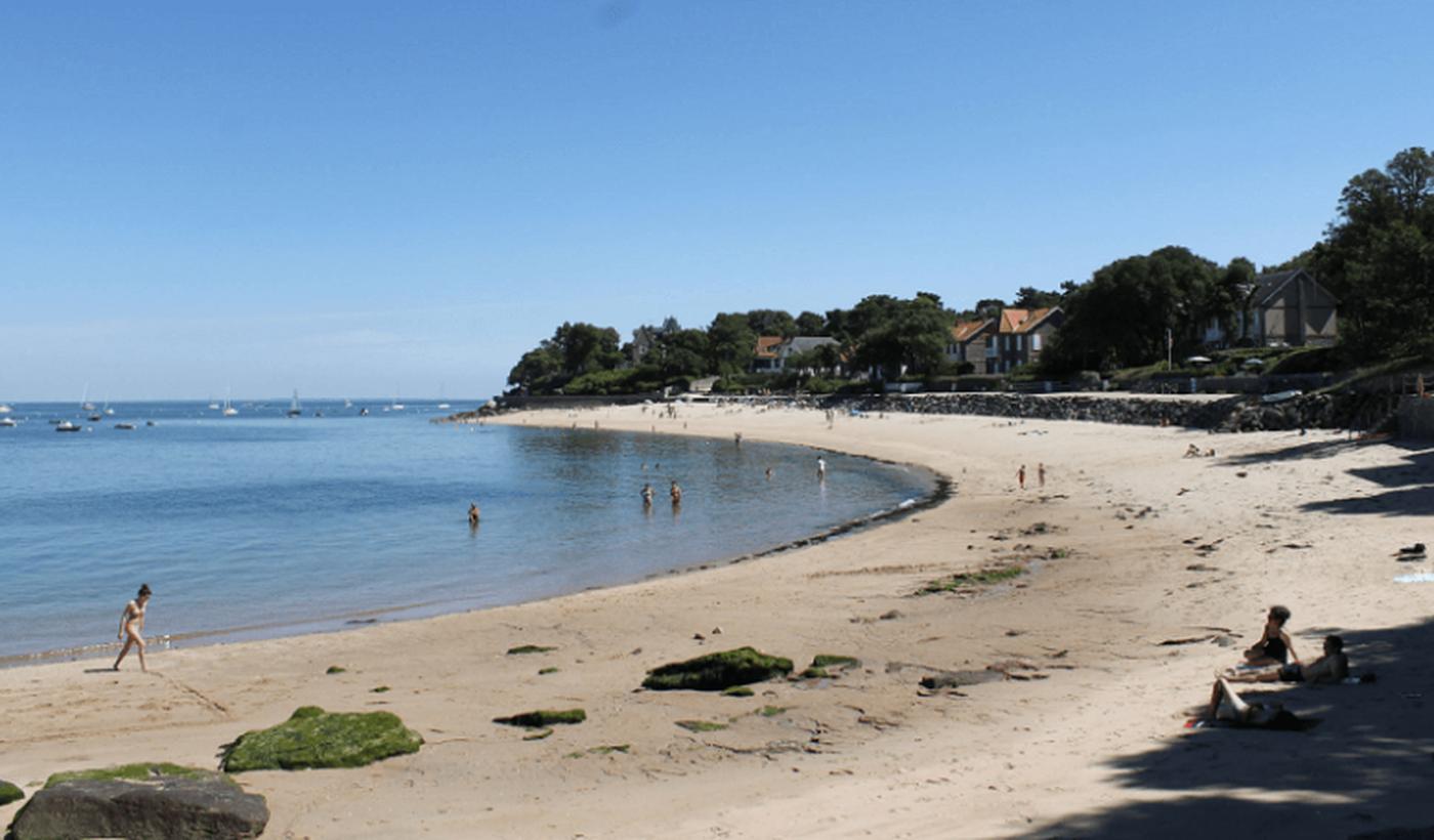 "La plage de ""La Caillebotiere"""