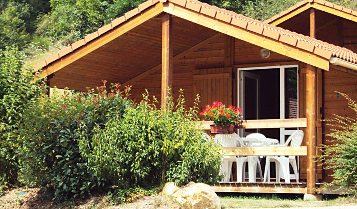 Locations du Camping les Moulettes