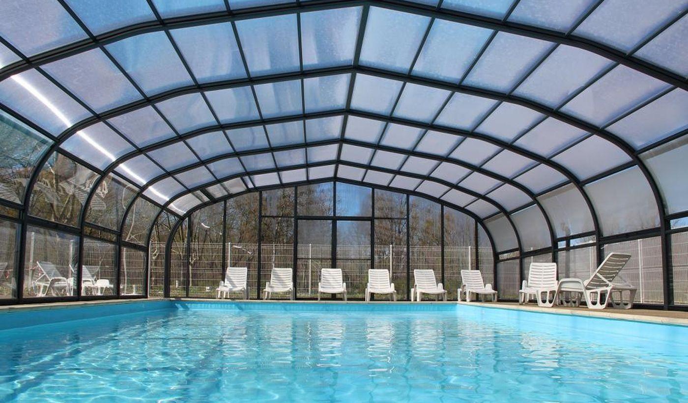 La piscine du camping de la Croix Saint Martin