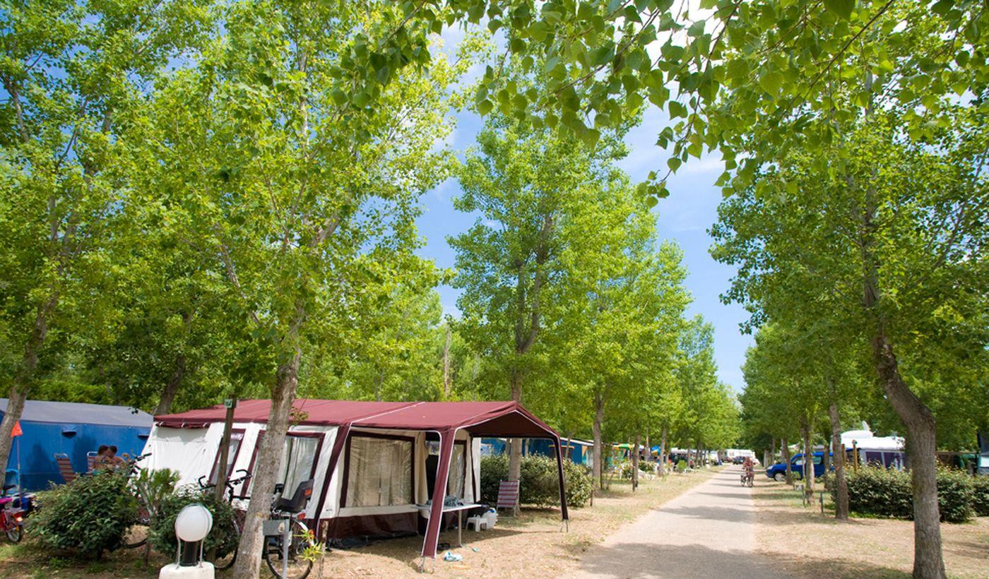 Emplacements de camping, Domaine la Yole Camping Lodge