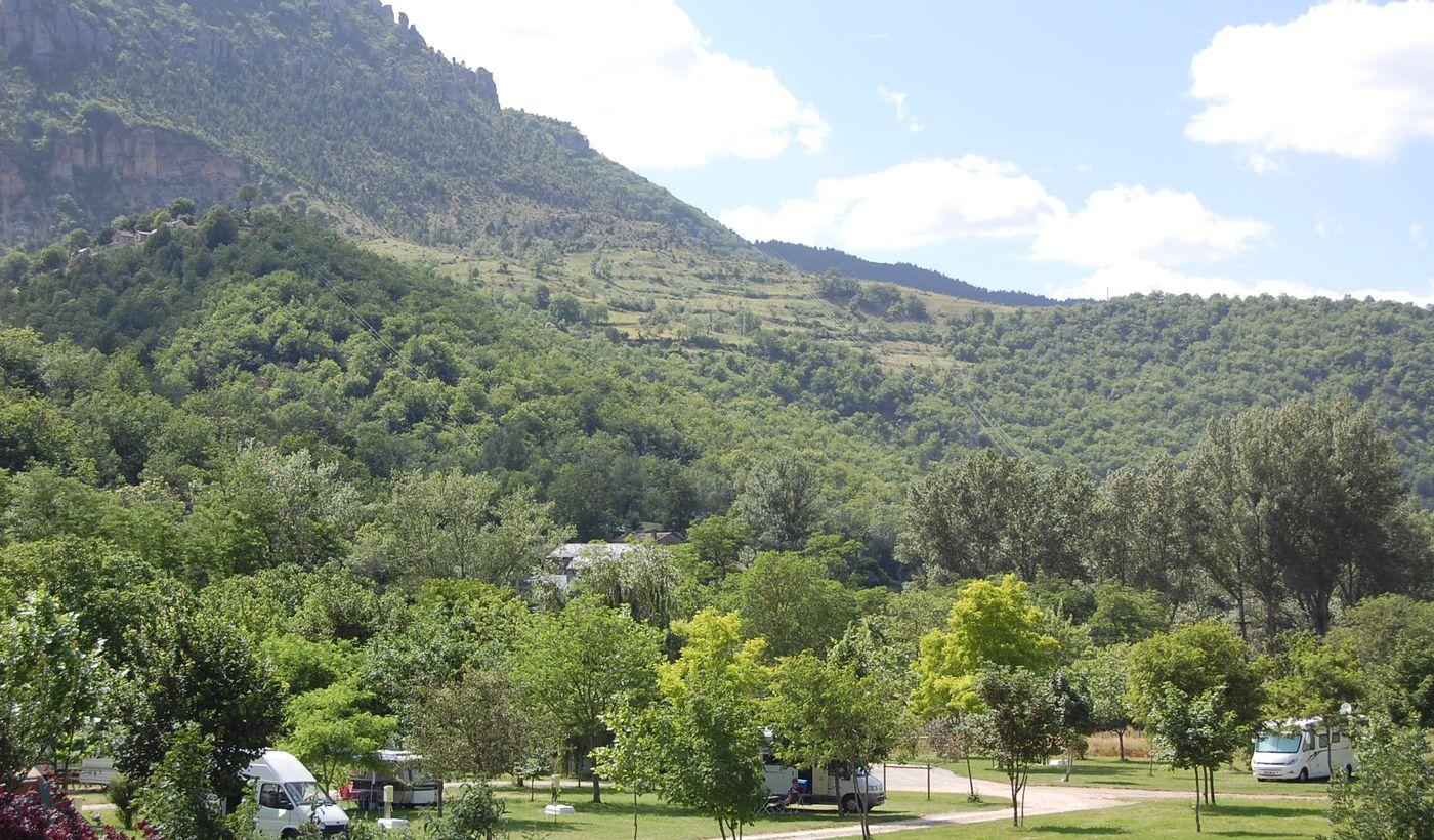 Camping Le Val des Cévennes 2 étoiles