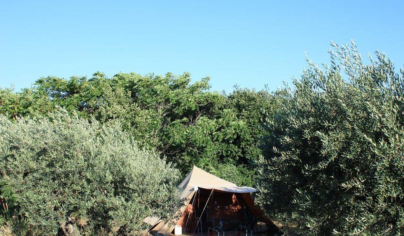 Les espaces pour vôtre tentes