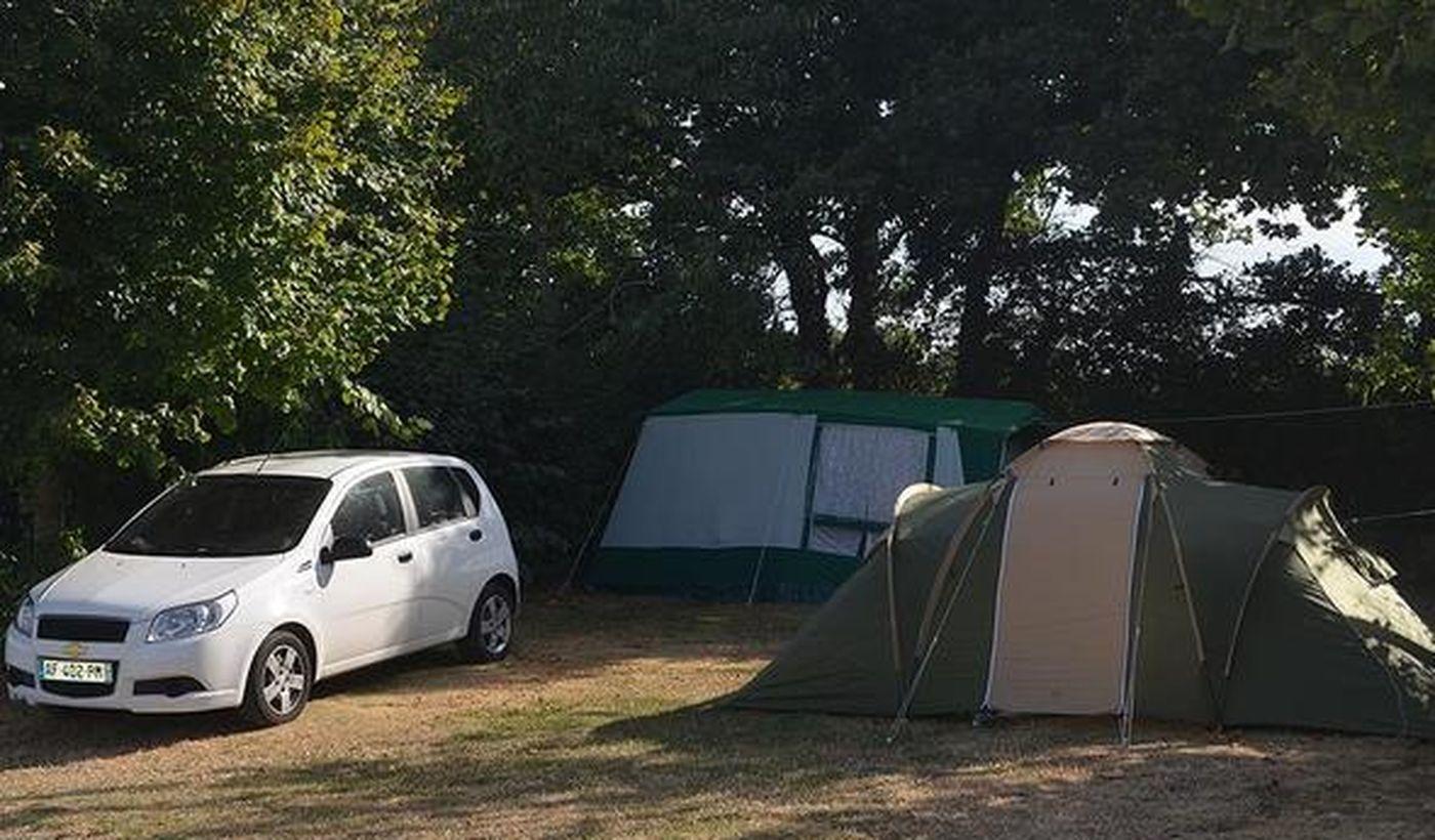 Camping Les Logis de L'Oumois