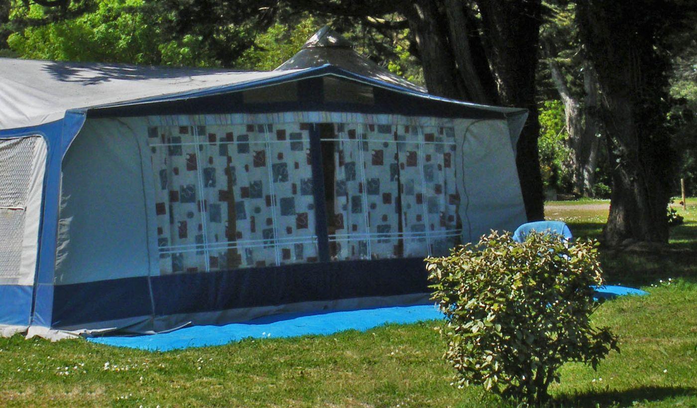 Location de caravanes - Camping Bel Essor