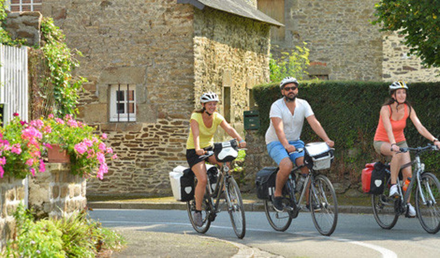 Balades à vélo - Camping Le Bois Vert