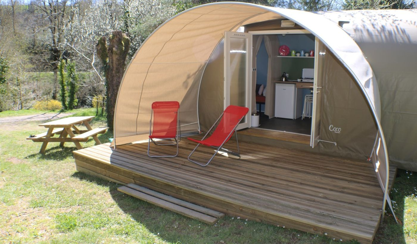 Coco Sweet - Camping Moulin de Chaules