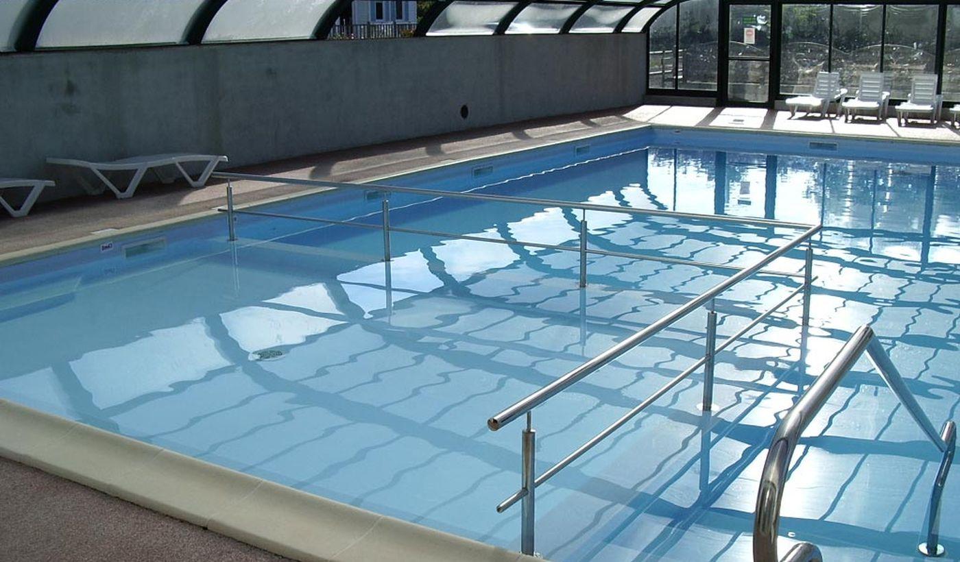 La piscine du Camping Domaine de Bellevue
