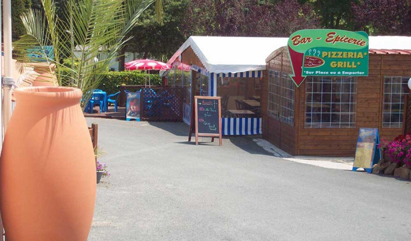 Snack / Bar du Camping Le Roc