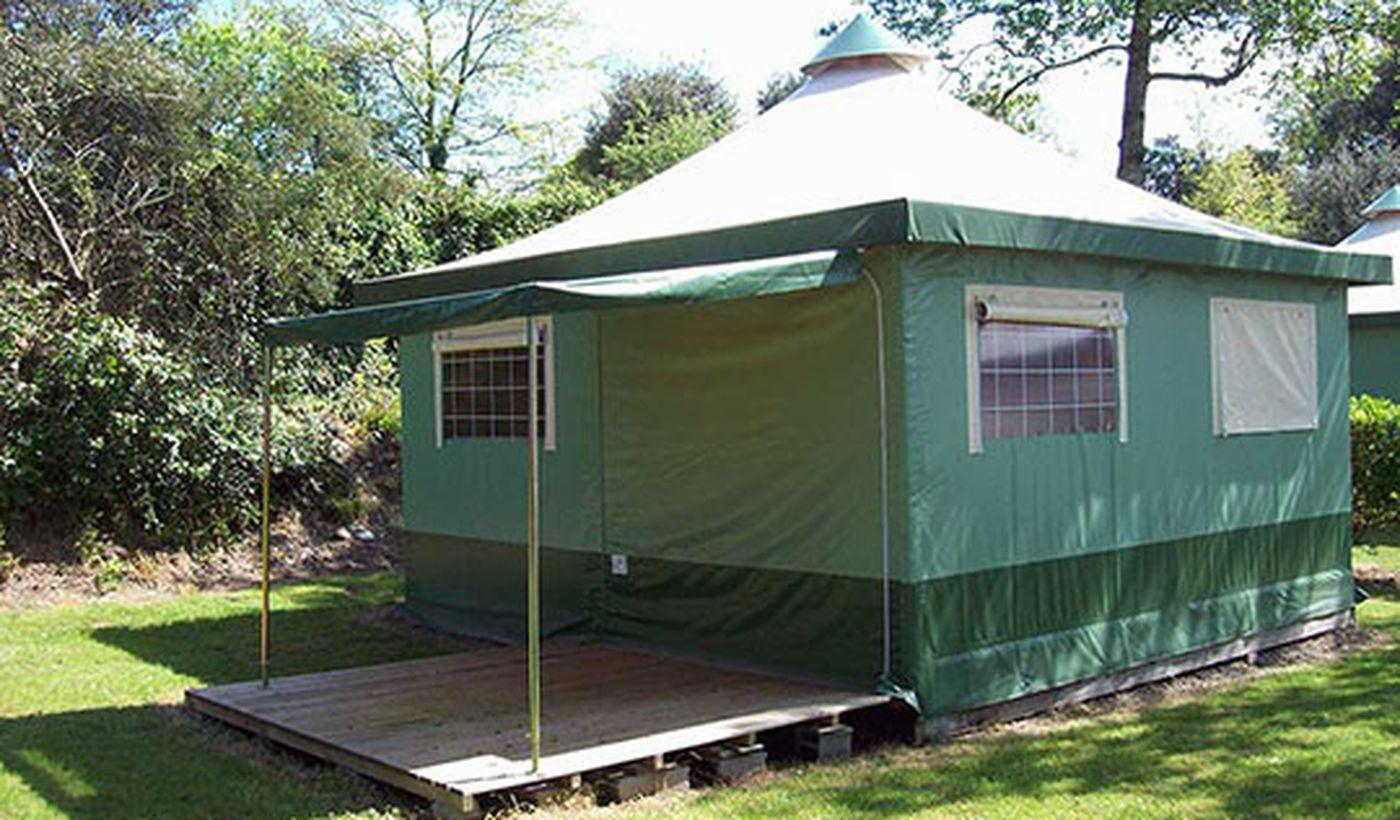 Bungalow - Camping Le Roc