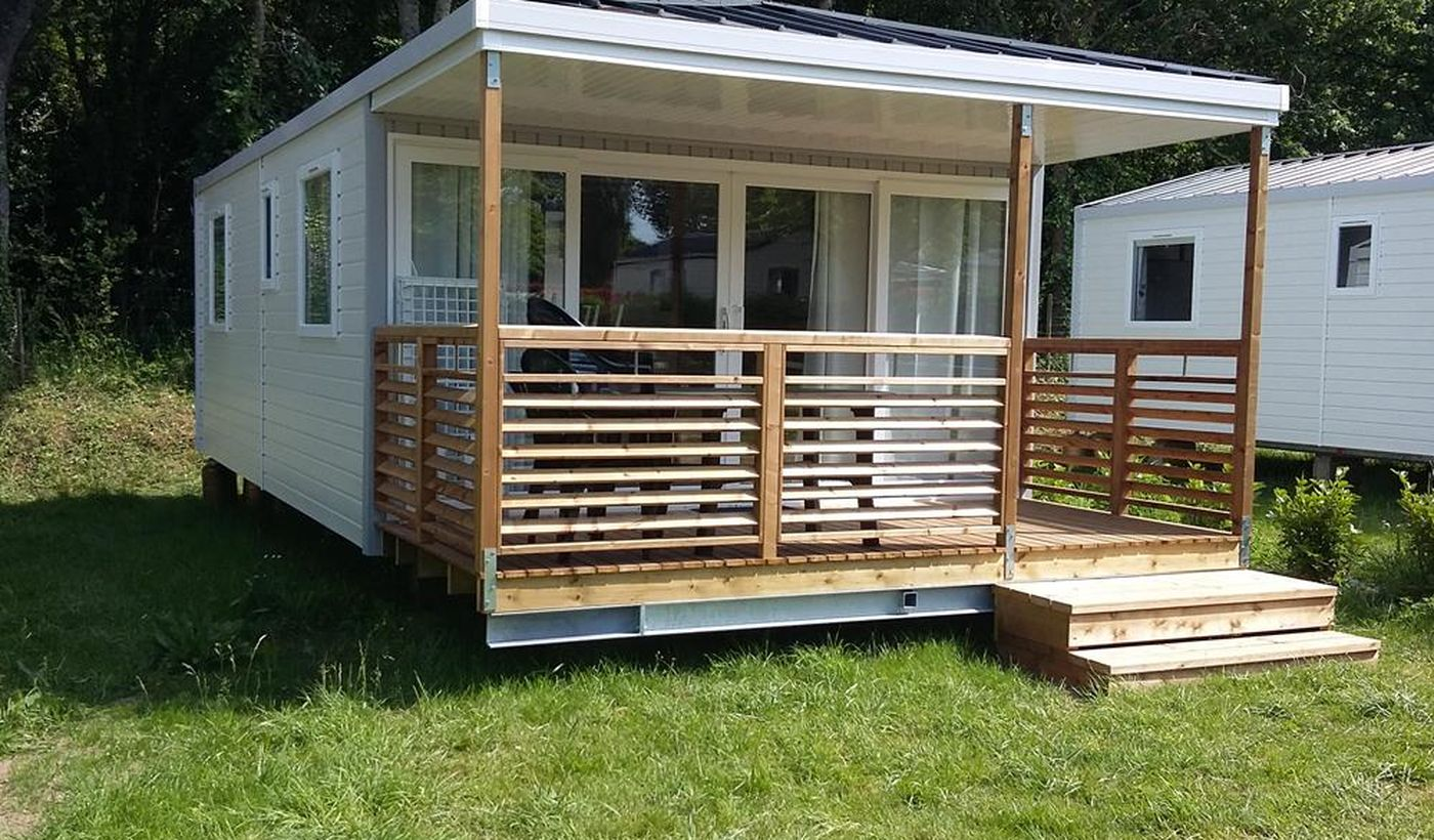 Chatel et Mobil-home