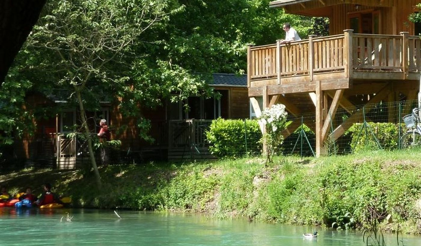 Cottages & Cabanes en bord de rivière