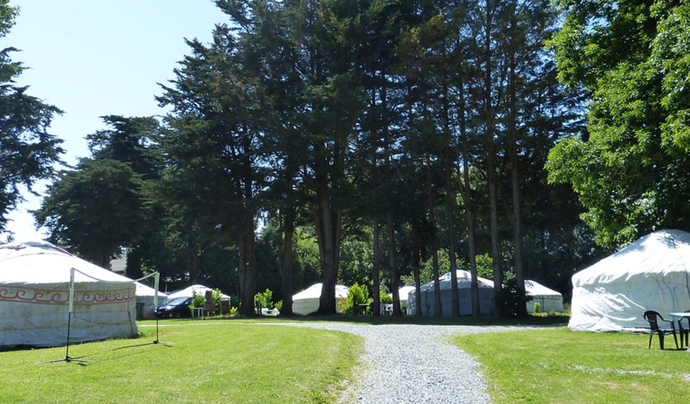 Village de Yourtes Camping du Chateau