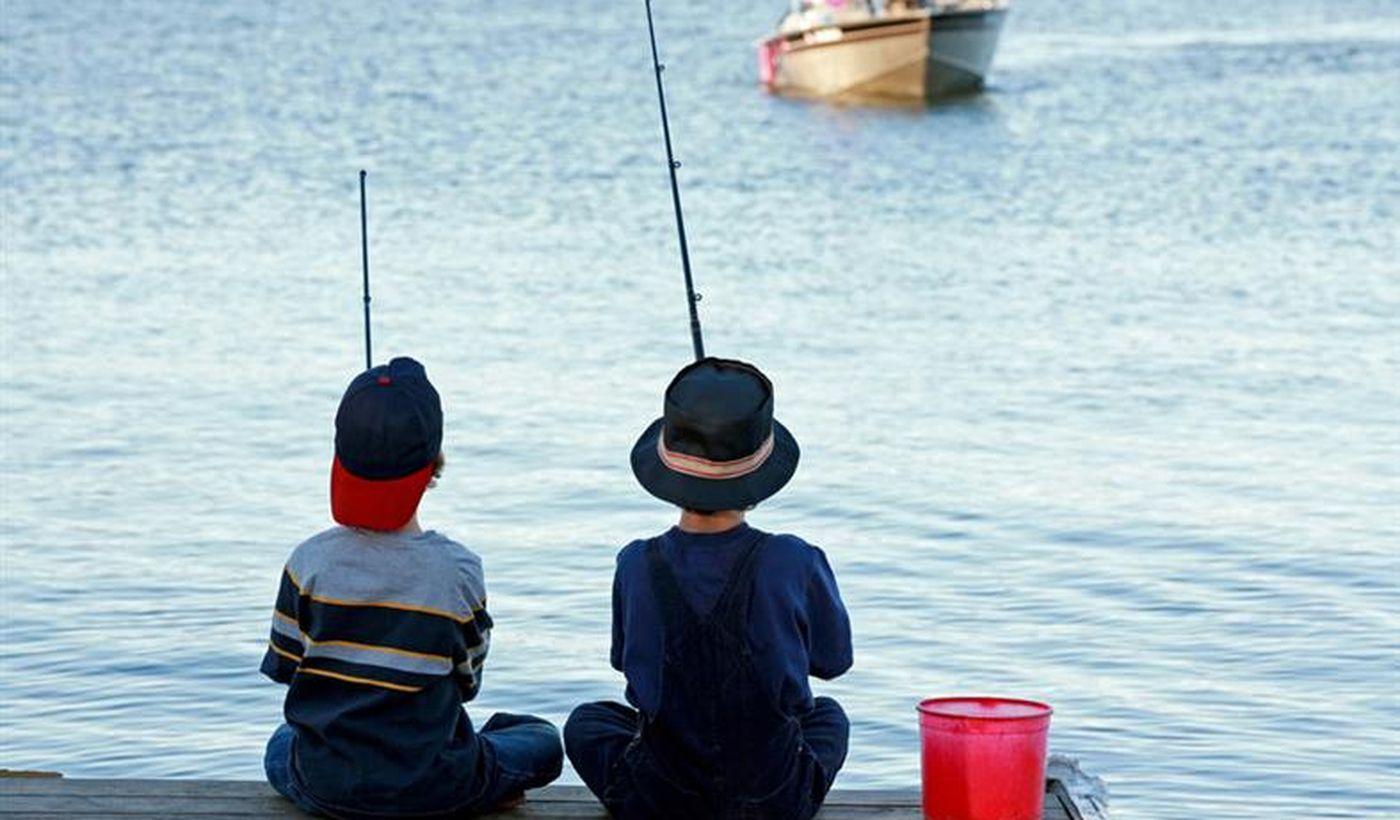Zones de pêche
