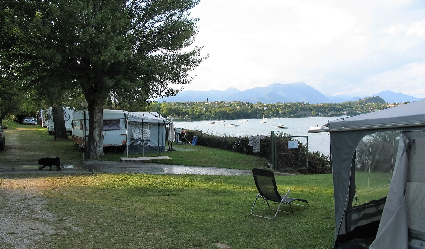 Camping Village on Lake Garda