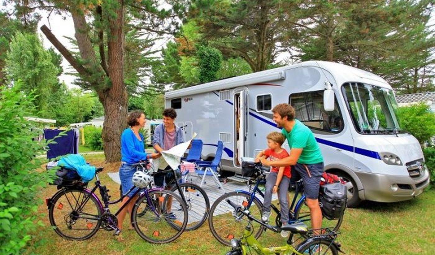 Les activités du camping
