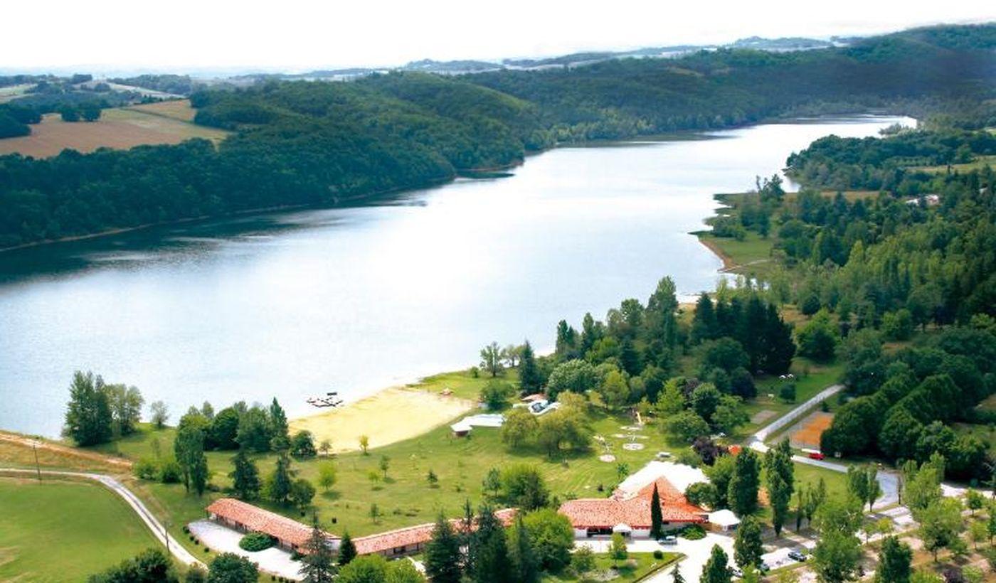 Camping Les Reflets du Lac