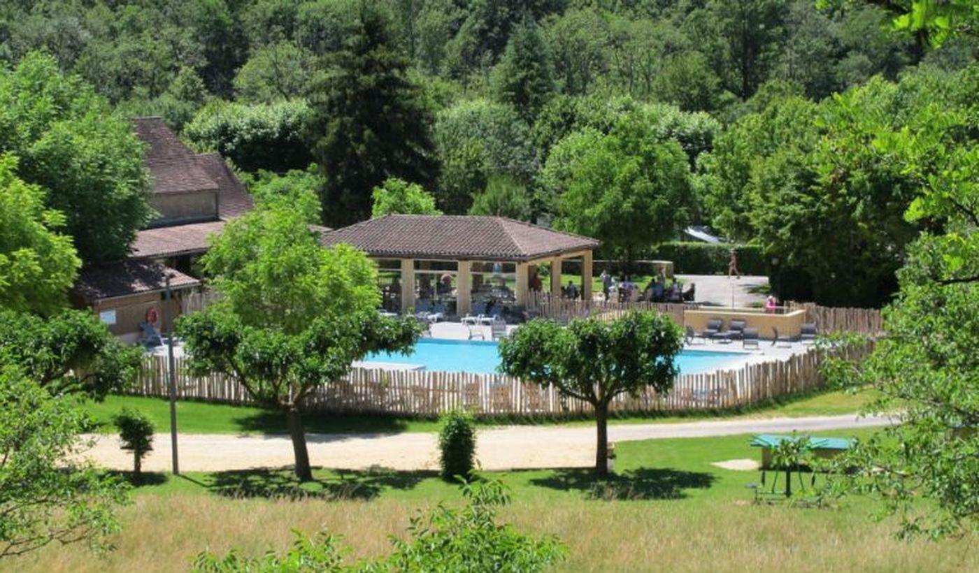 Camping Maisonneuve Dordogne