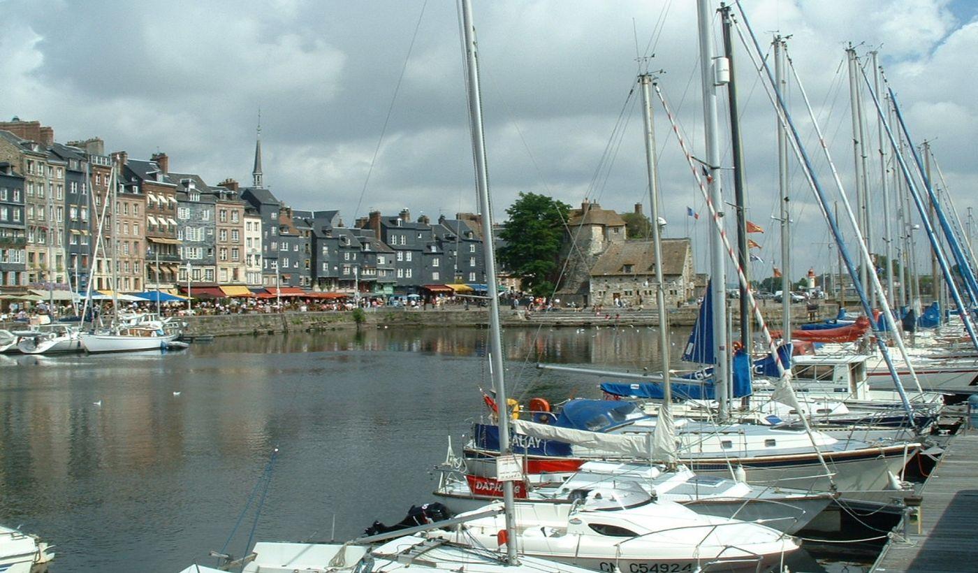Le port d'Honfleur