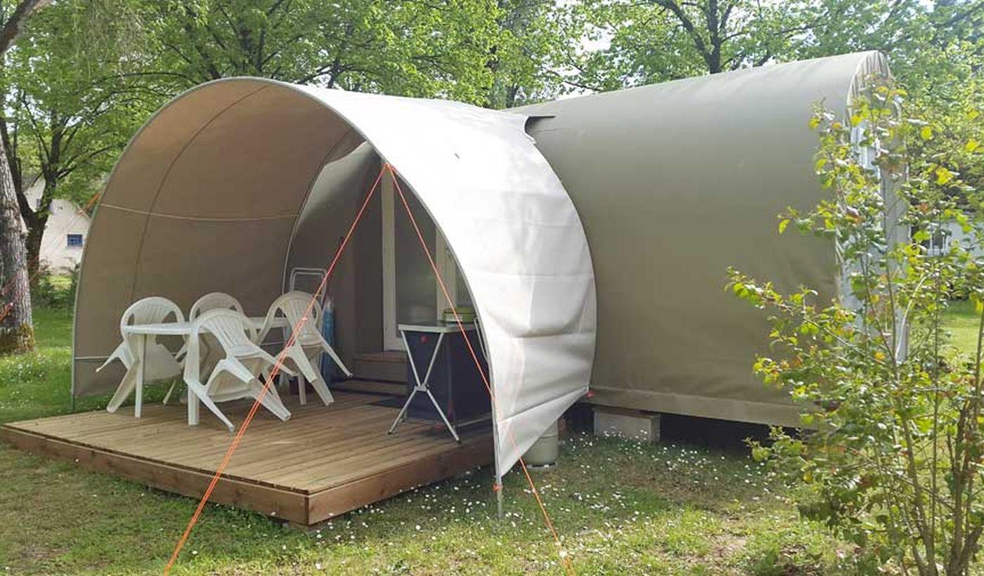 Camping Les Rive du Céou