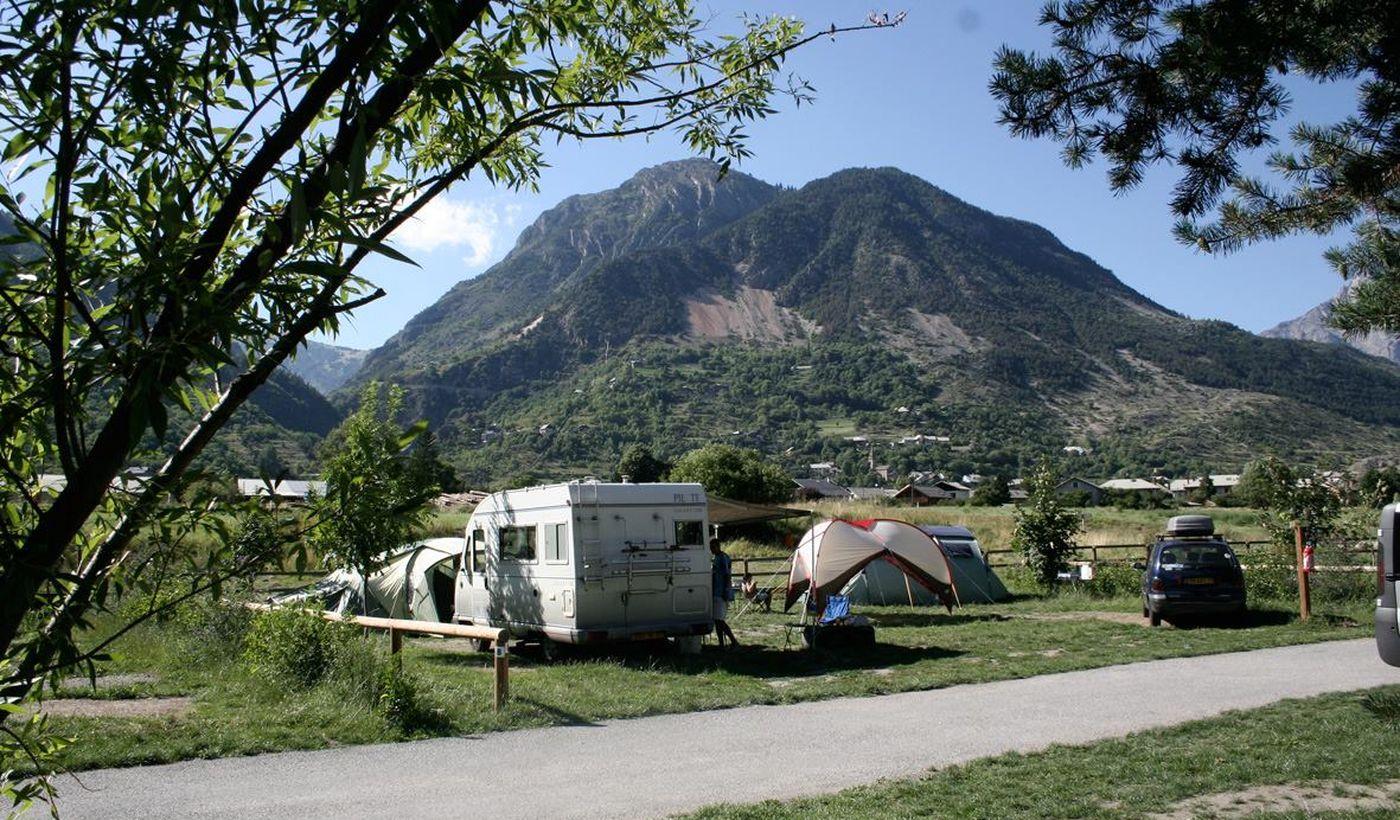 Camping les Ecrins