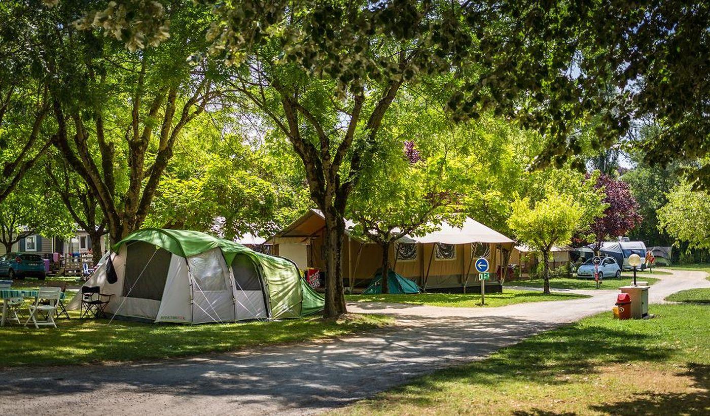 Camping Le Soleil des Bastides