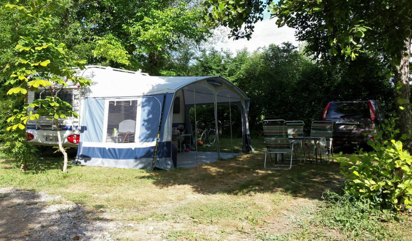 Camping La Lenotte