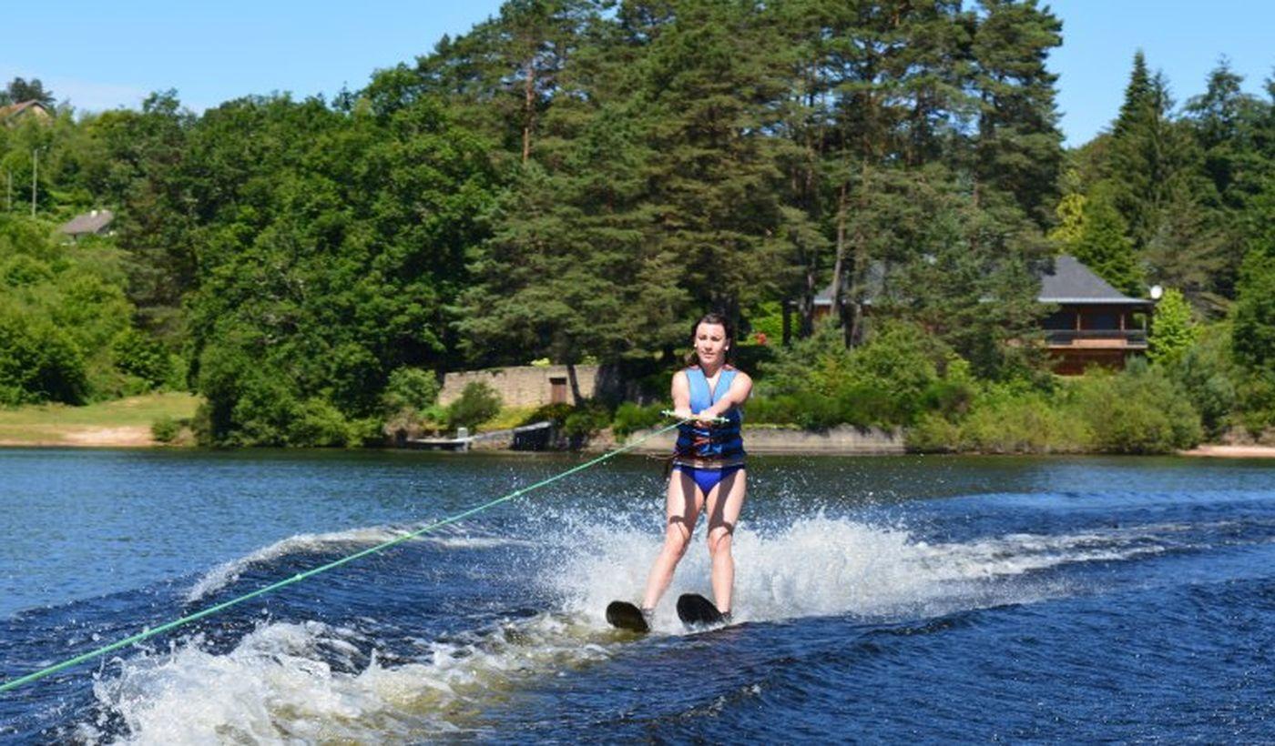 Les activités sur le lac