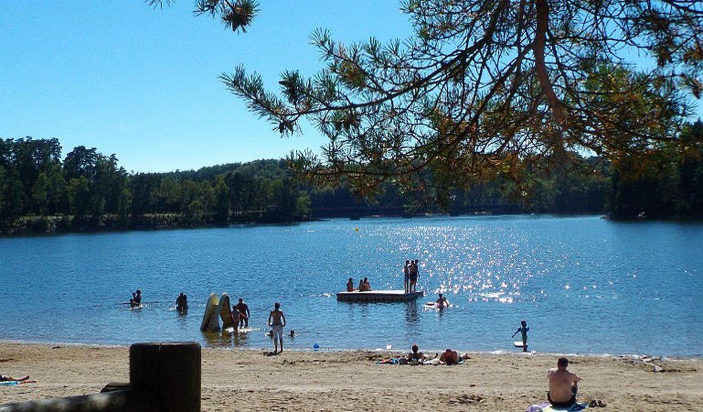 Le Lac de la Valette