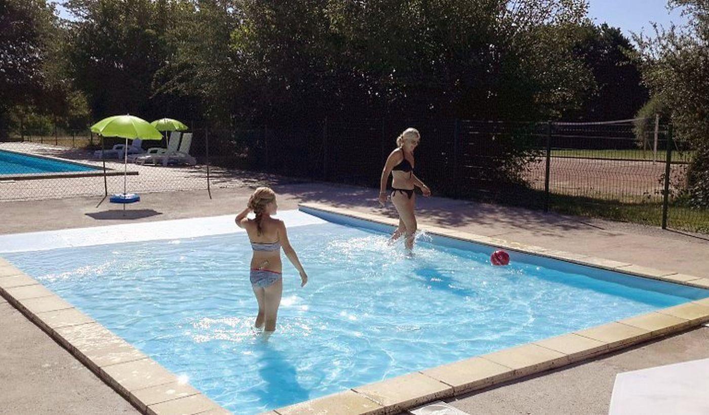 La piscine pour les jeunes