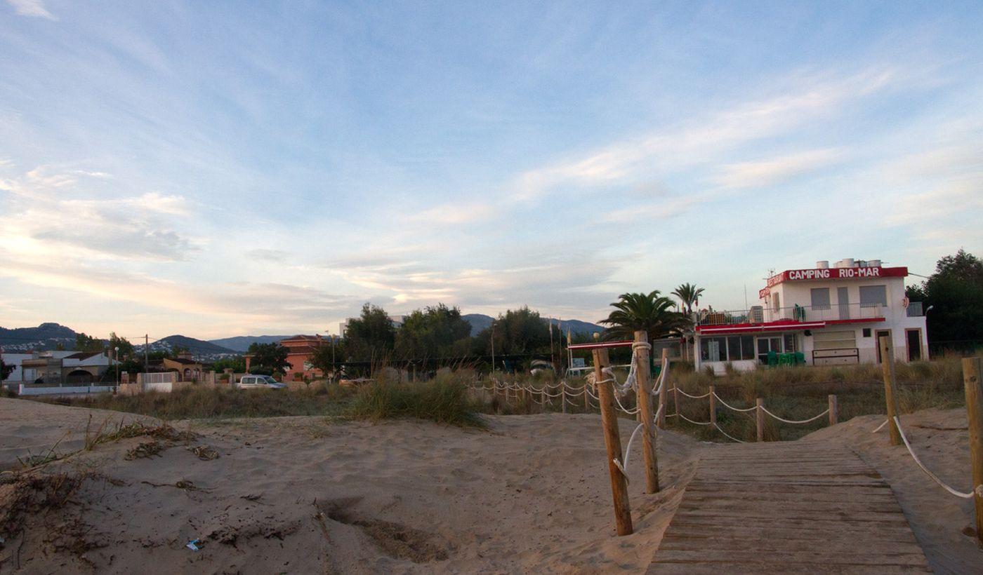 Camping Rio Mar, Oliva