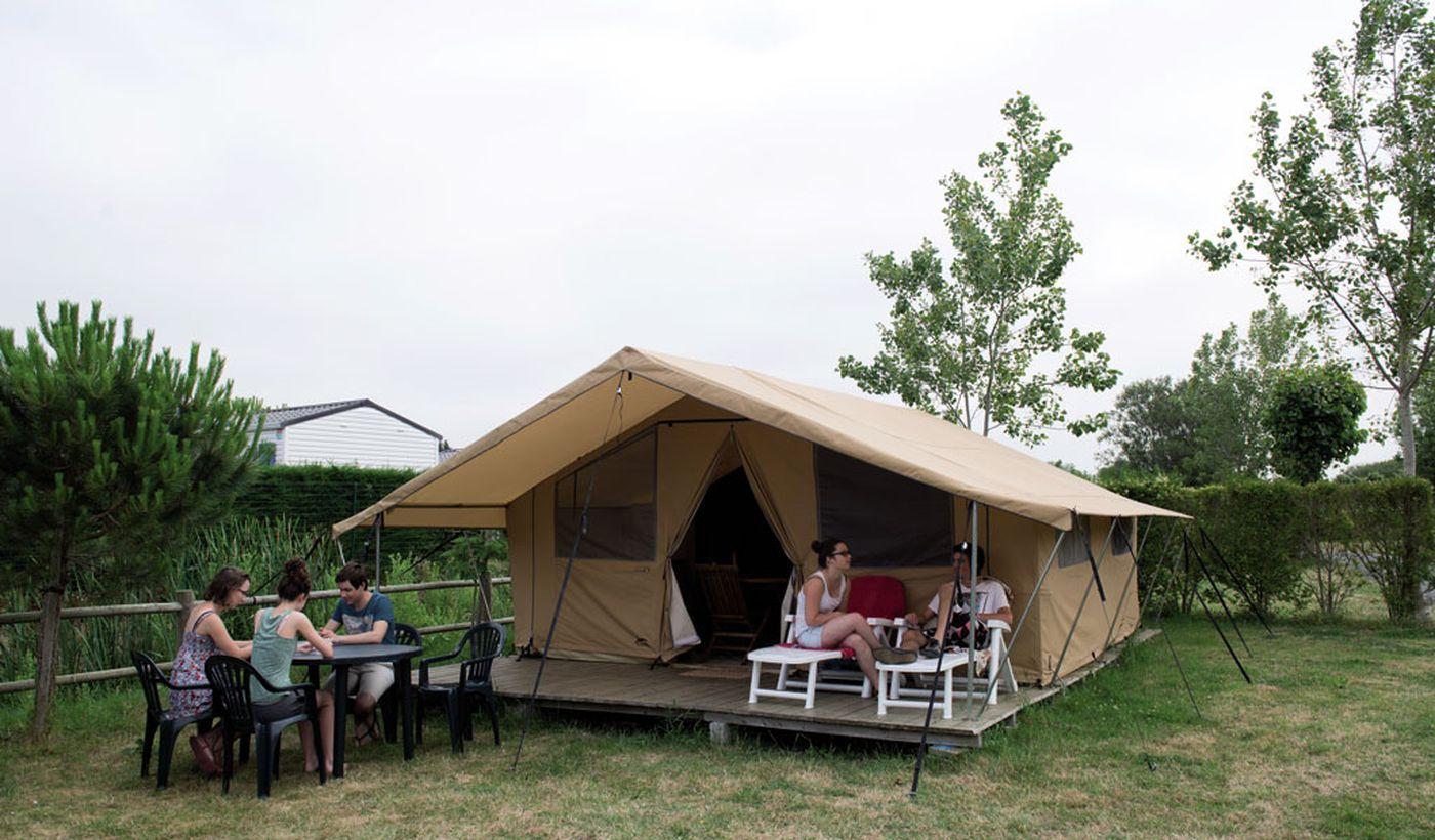 Camping 5 étoiles L'Ocean
