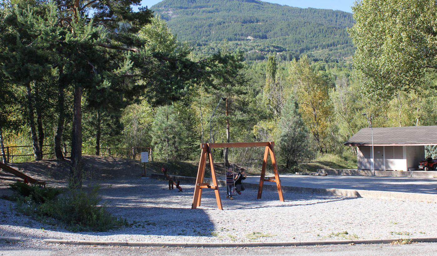 Camping La Rochette