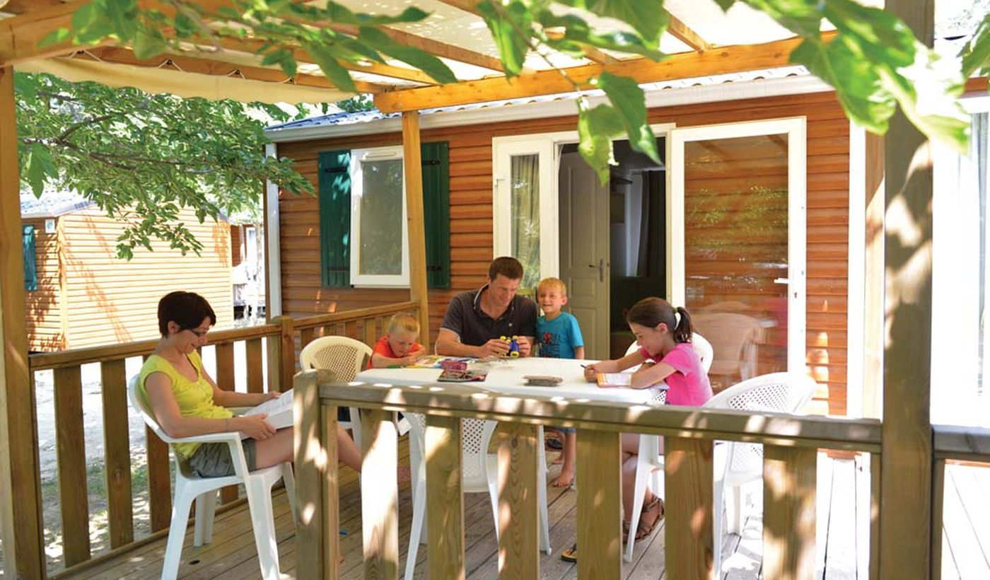 Camping Les Alberes Cybele Vacances