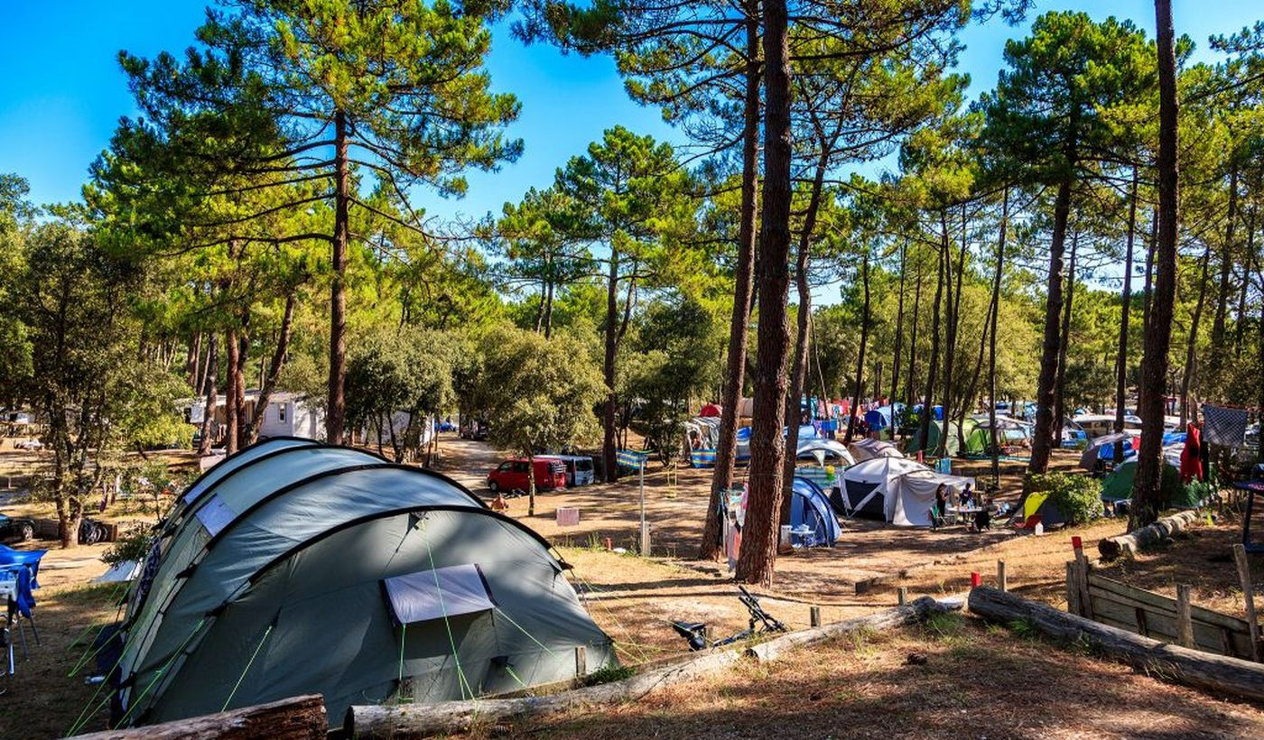 Camping La Cote d'Argent