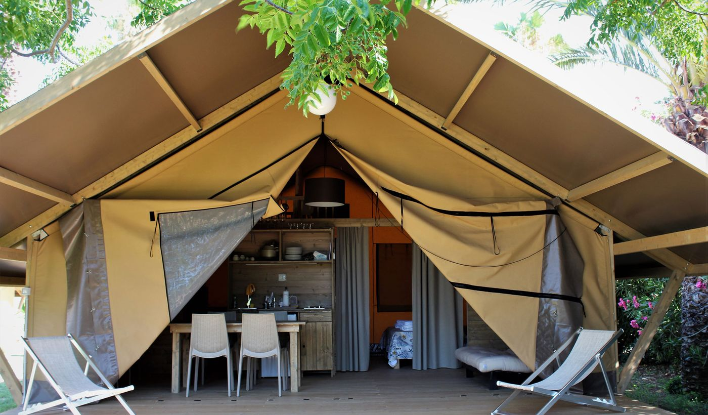 Glamping - Camping Biscione