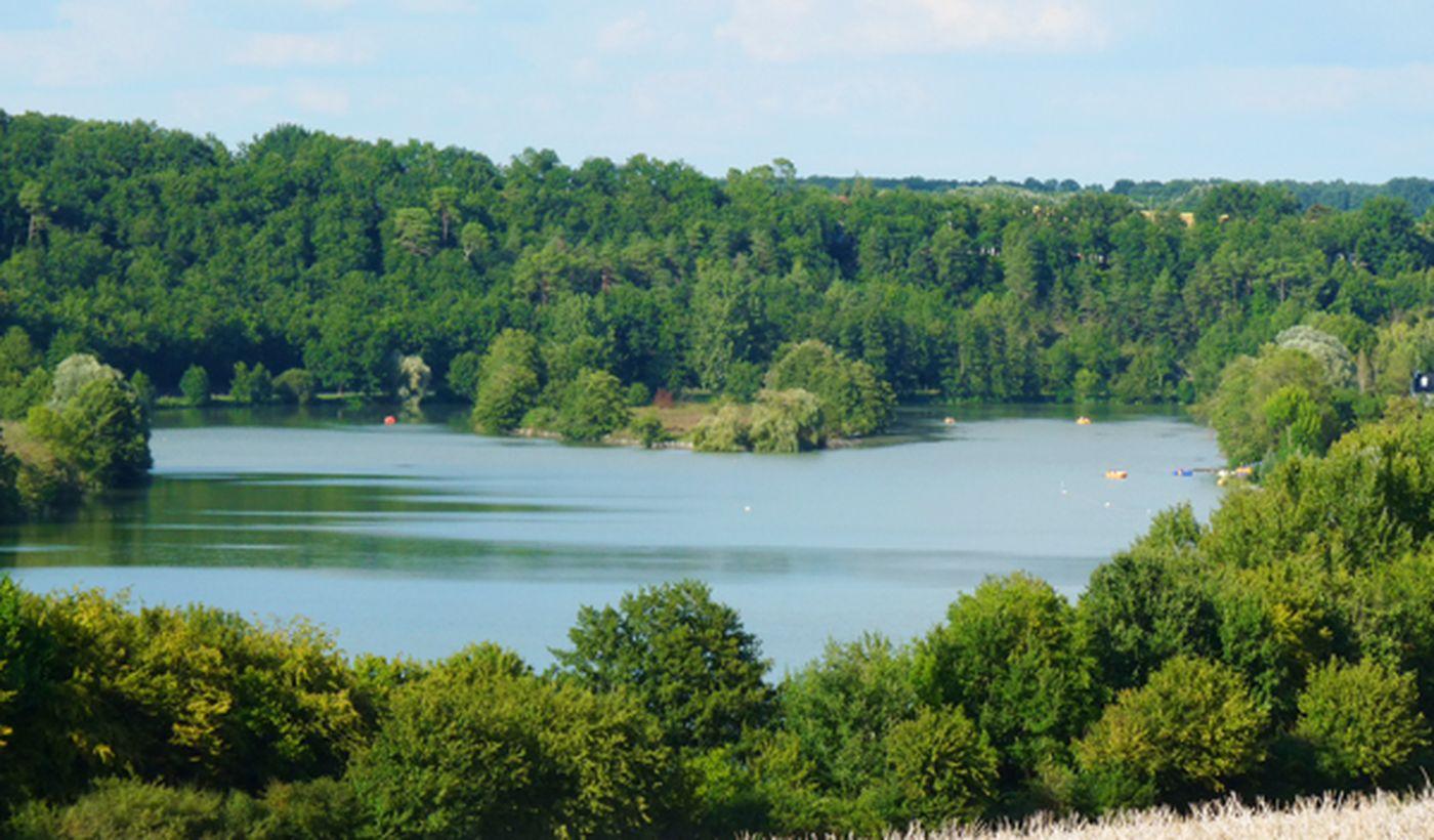 Camping Les Coteaux du Lac
