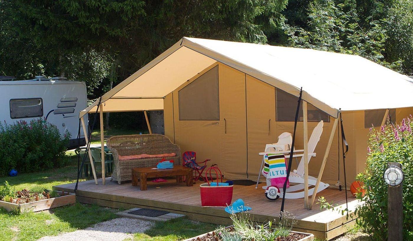 Camping Au Clos de la Chaume