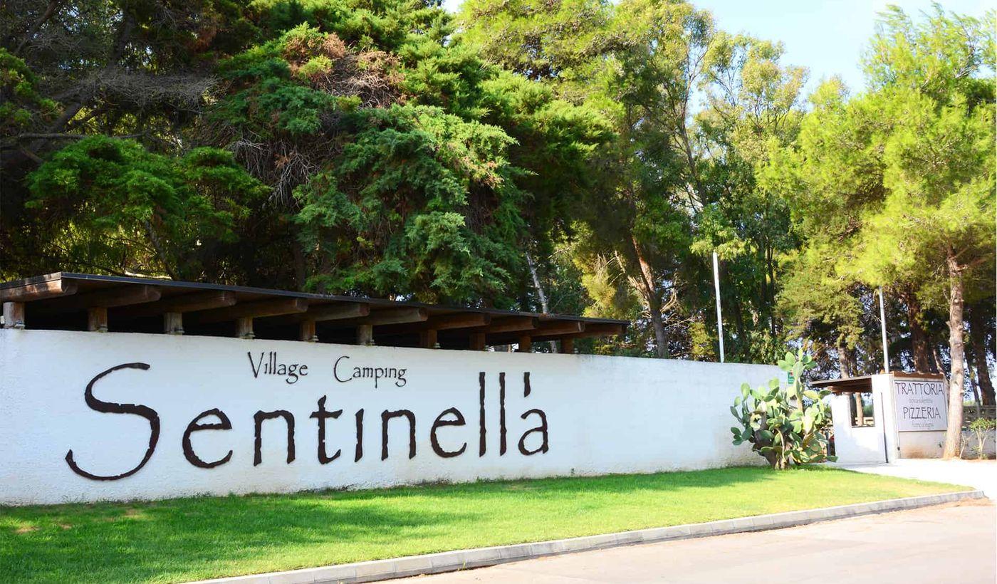 Ingresso Village Camping Sentinella