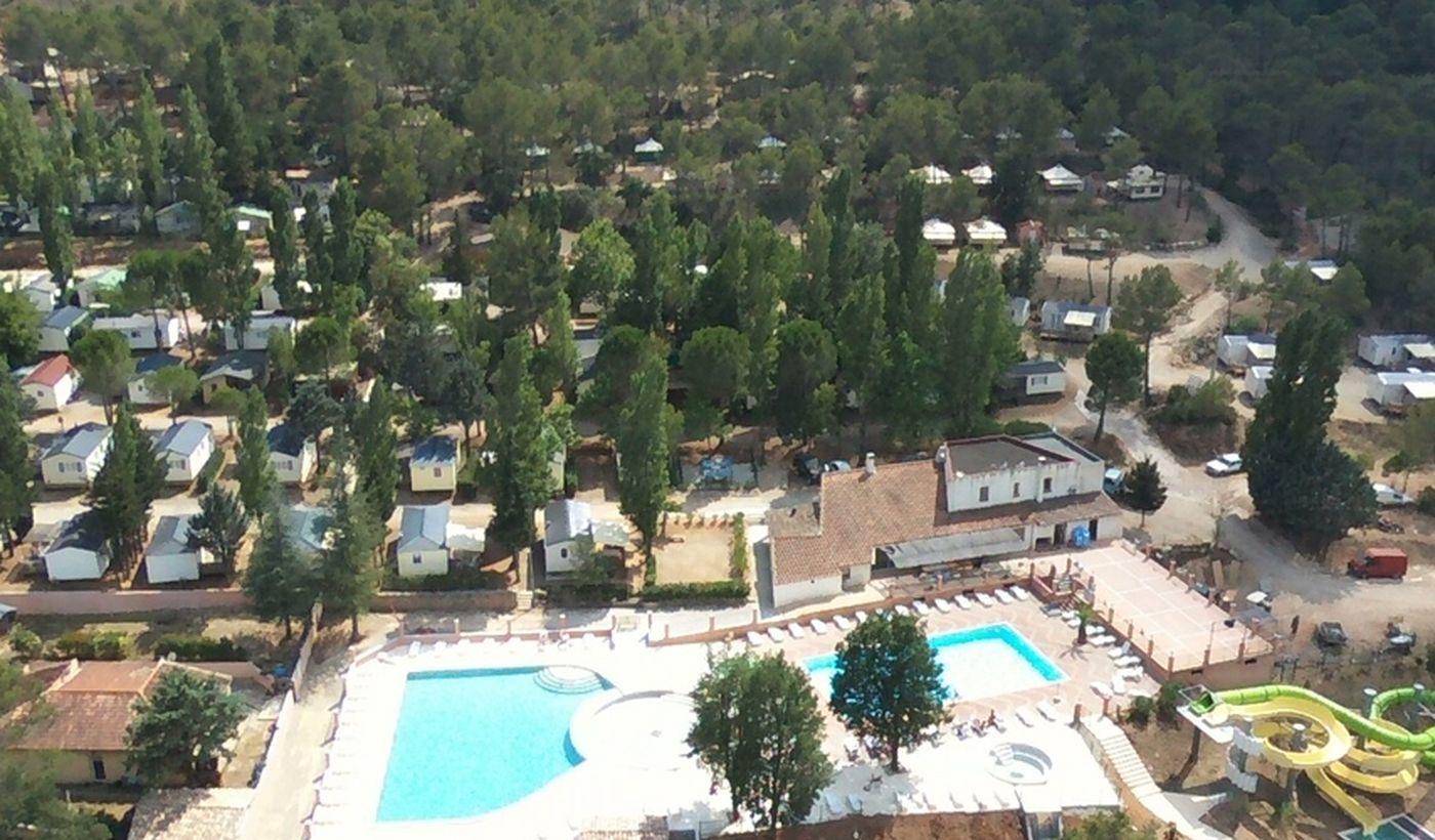Camping Les Cadenieres