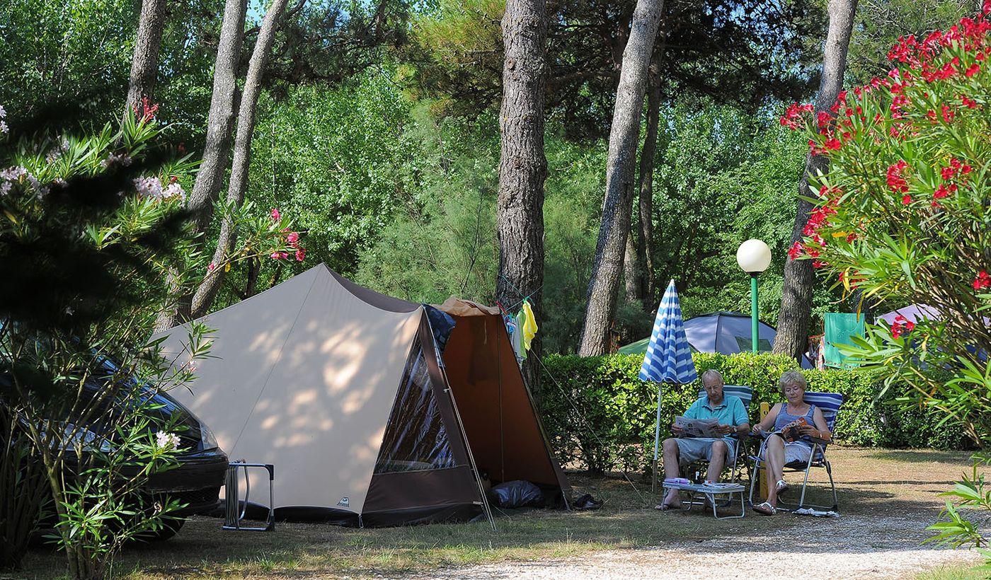Camping Village al Boschetto