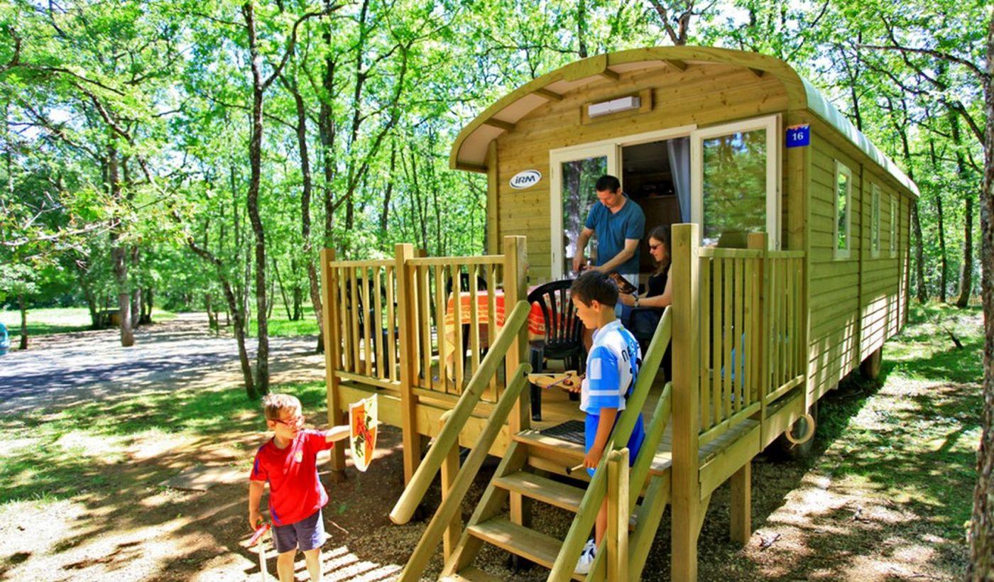 Camping Lou Castel
