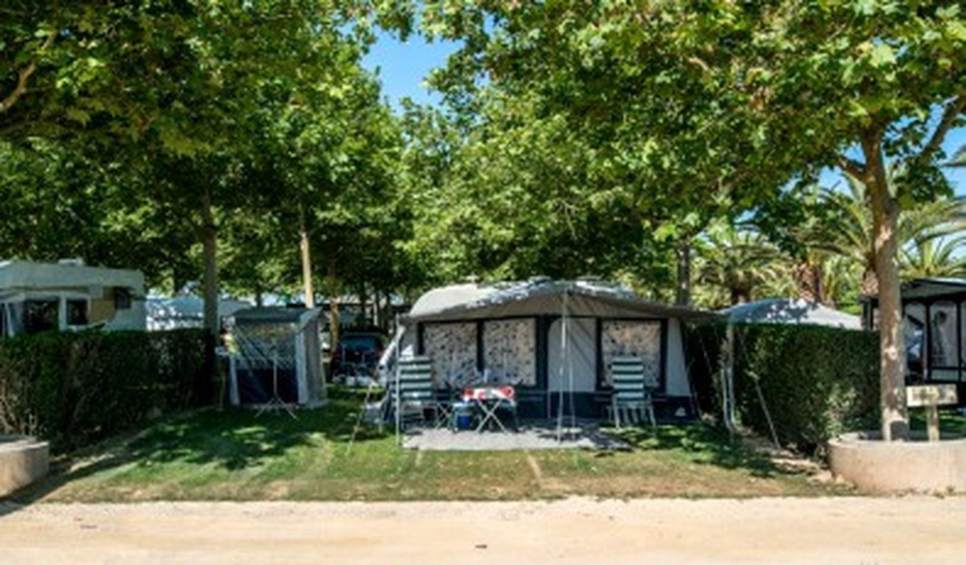 Camping Bungalow Park Las Dunas