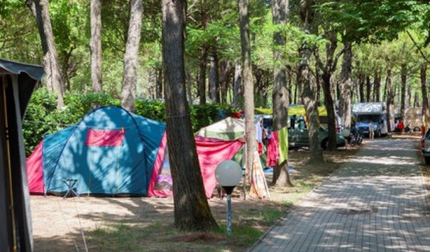Camping Village Scarpiland