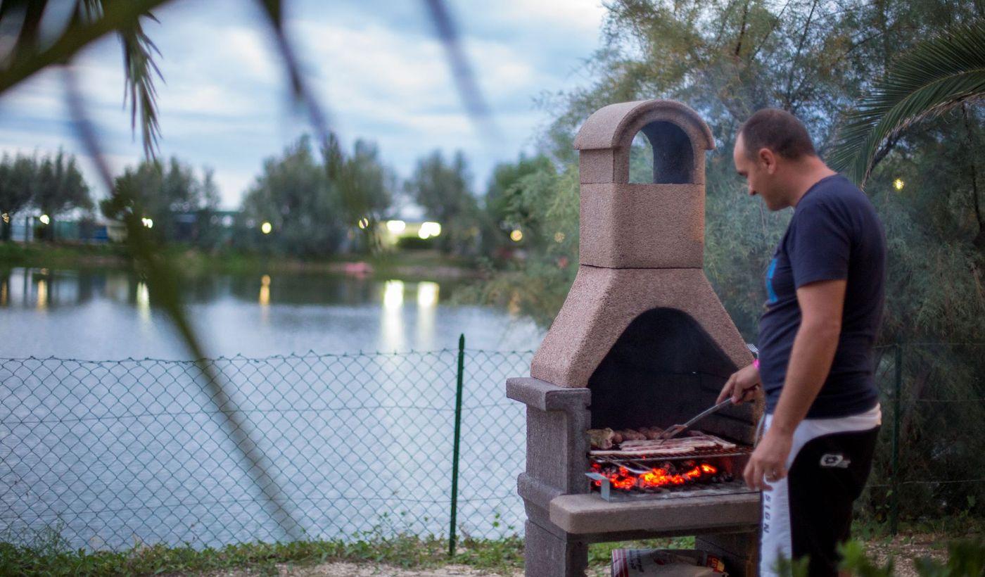 Camping Lake Placid