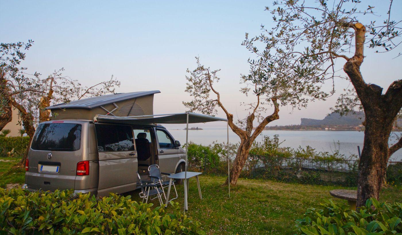 Camping Villen Park Sanghen