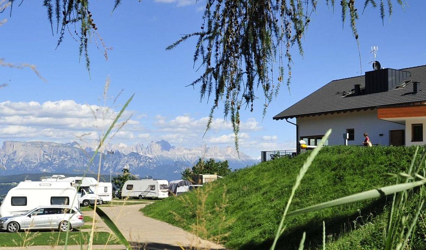Camping Chalet Salten