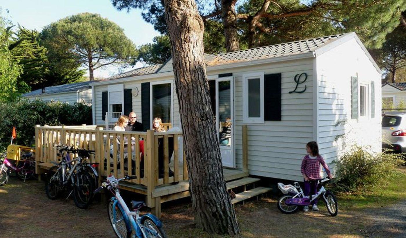 Camping La Grainetière