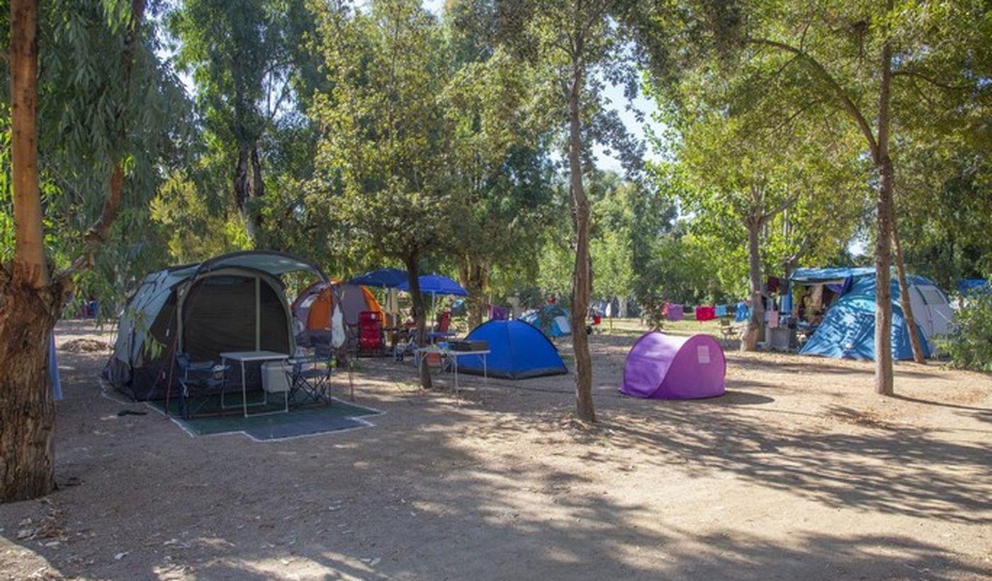 Campeggio Villaggio Sos Flores