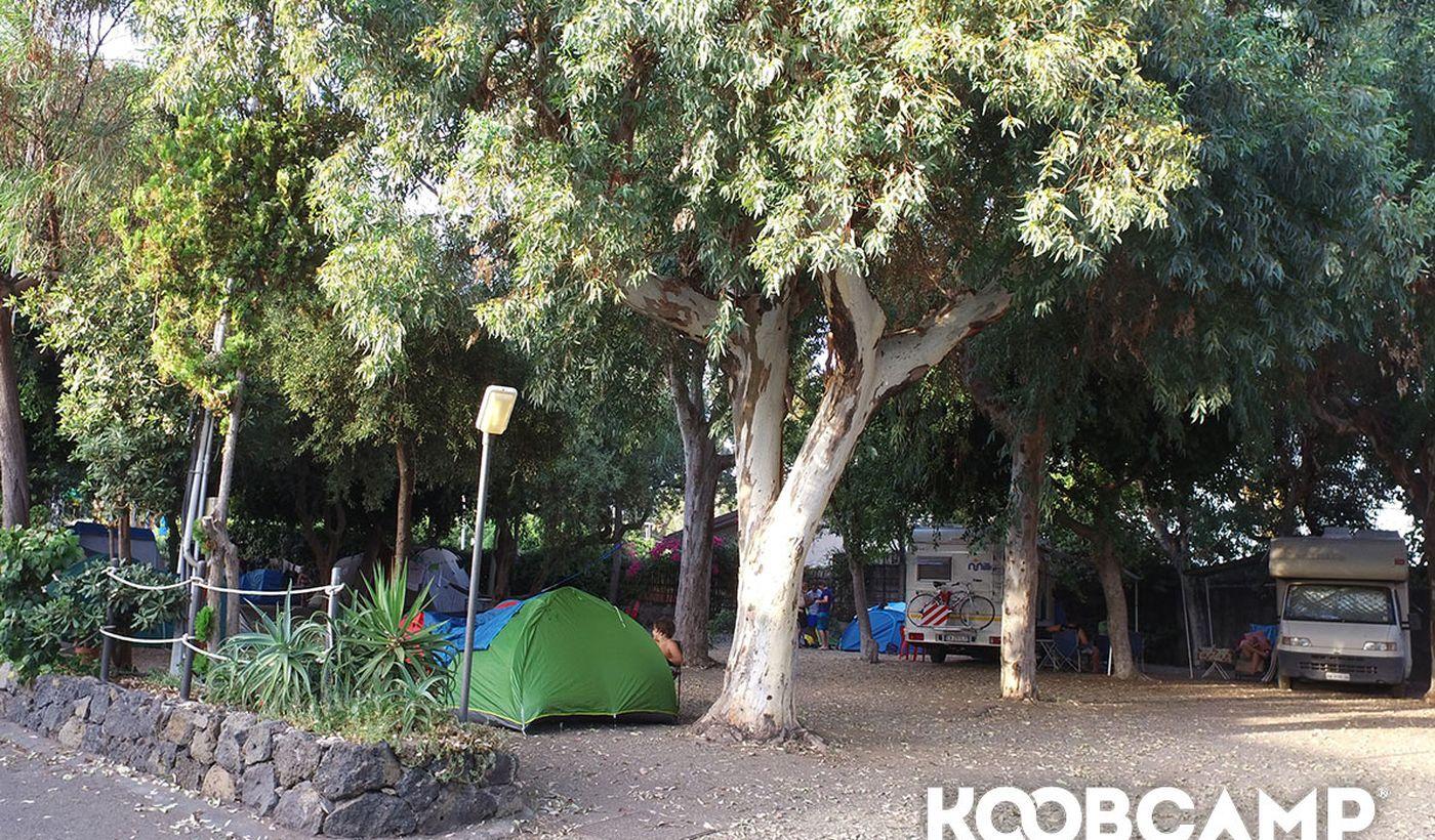 Camping Jonio