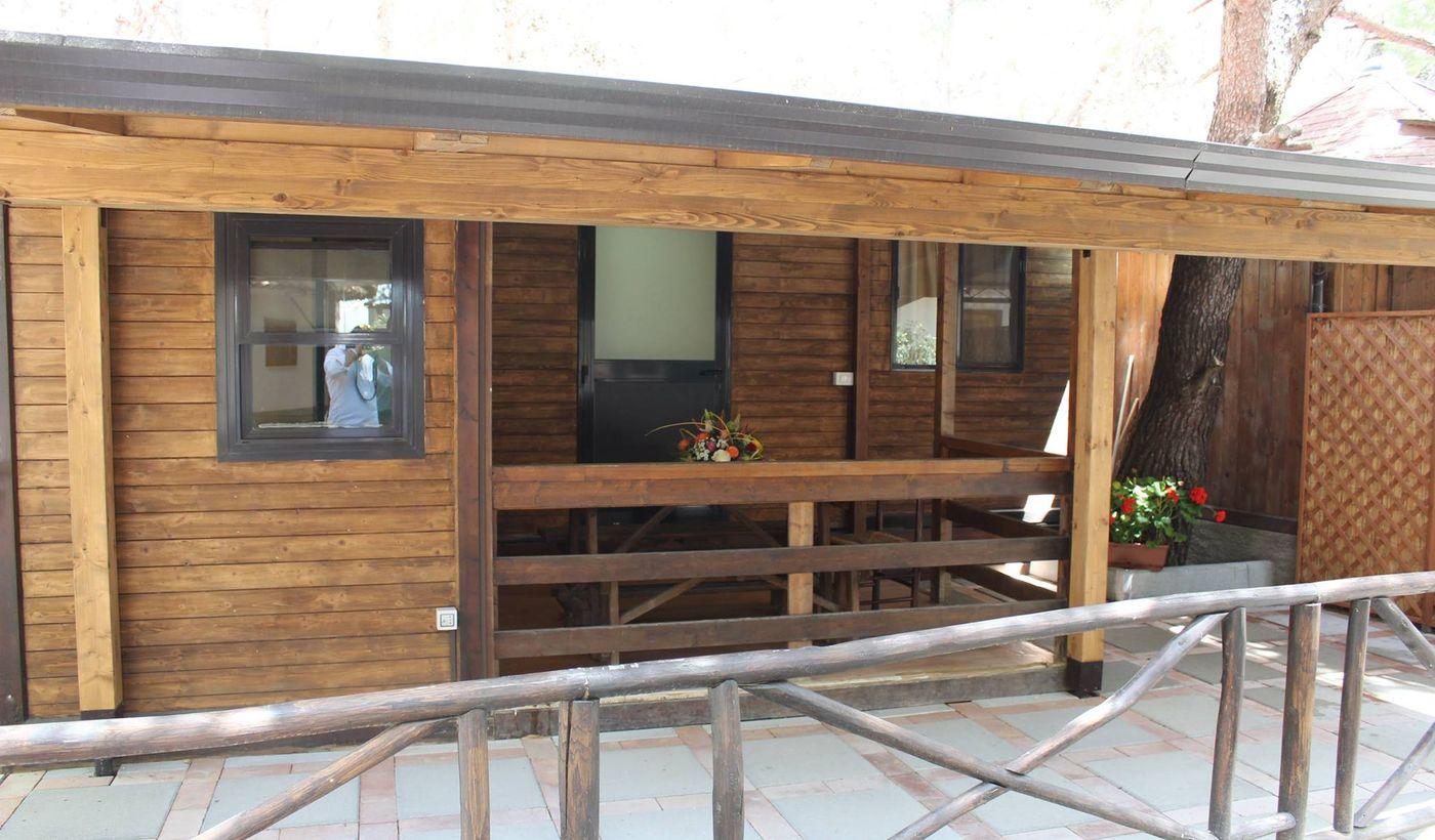 Pineta Villaggio Camping